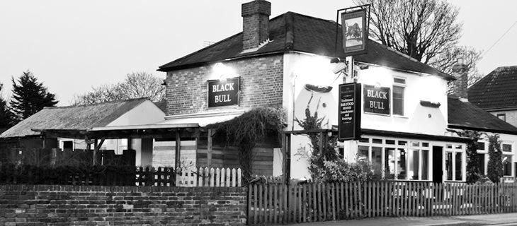 Black Bull pub Chelmsford